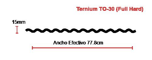 medidas-lamina-ternium-galvanizada-TO-30
