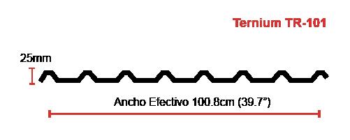 medidas-lamina-TR-101-panelyacanalados