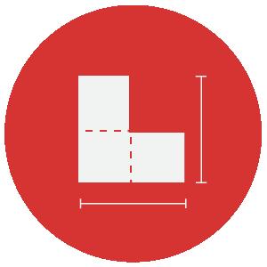 Variedad de medidas en material de Panel y Acanalados S.A. de C.V.