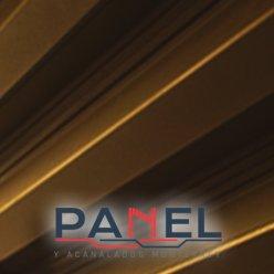 Lámina Pintro Acanalada de Acero Ternium