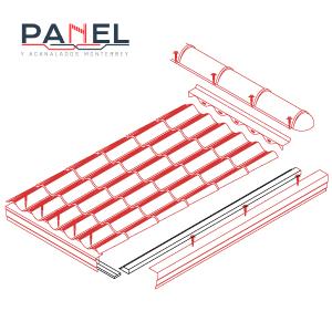 intalacion lamina galvateja-panel y acanalados monterrey