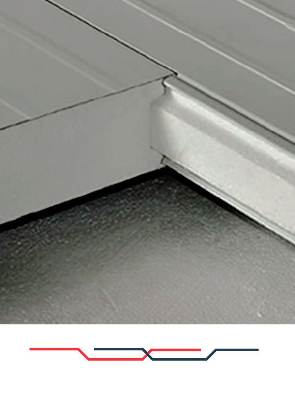 panel superwall metecno