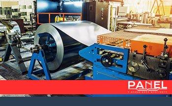 El acero laminado es un procedimiento que ayuda a reducir el espesor de los rollos de acero.