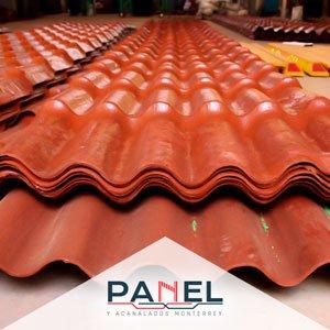lámina plastiteja estilo a teja española