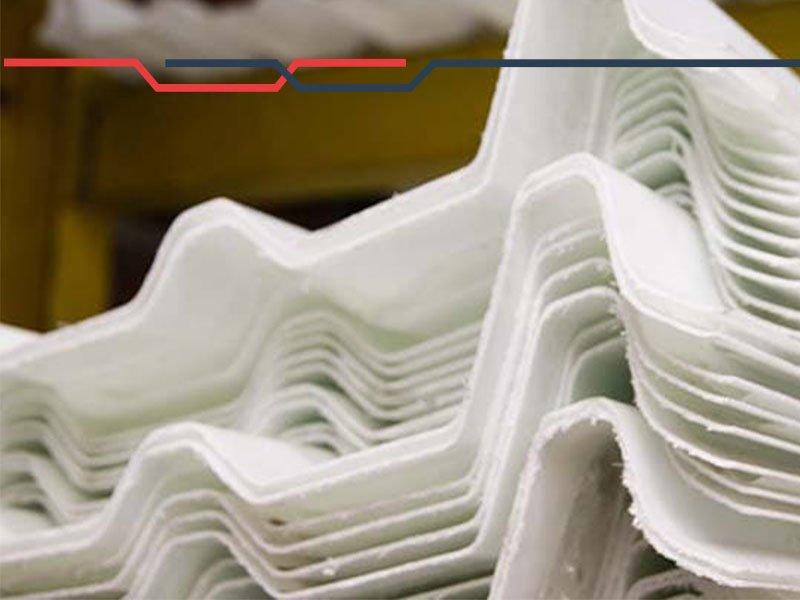 Lamina traslucida acrylit