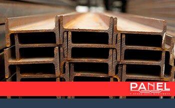 La viga de acero es un perfil estructural resistente para construcciones de grandes dimensiones.