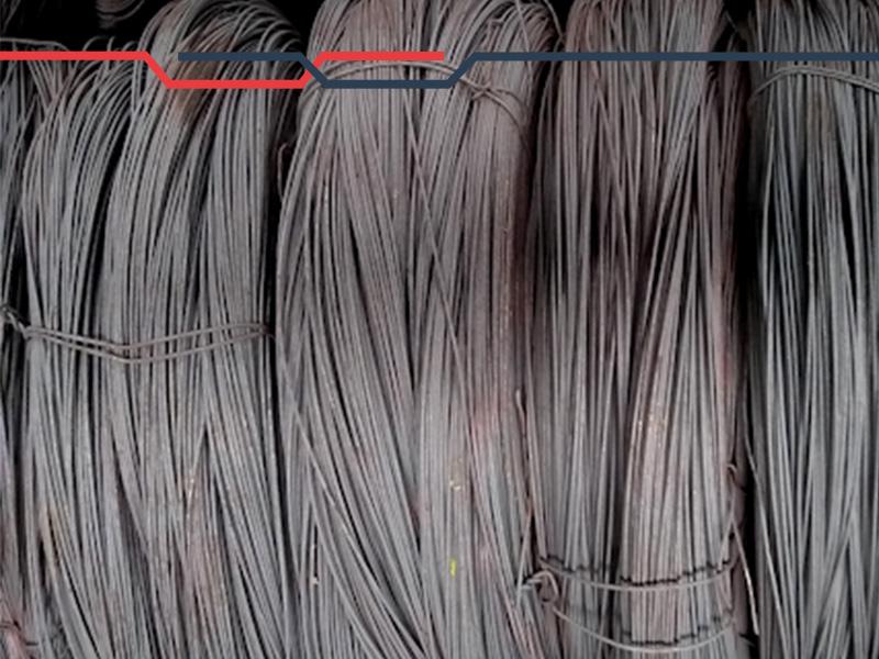alambre recocido