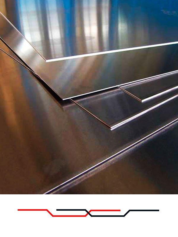 lamina lisa de acero ternium