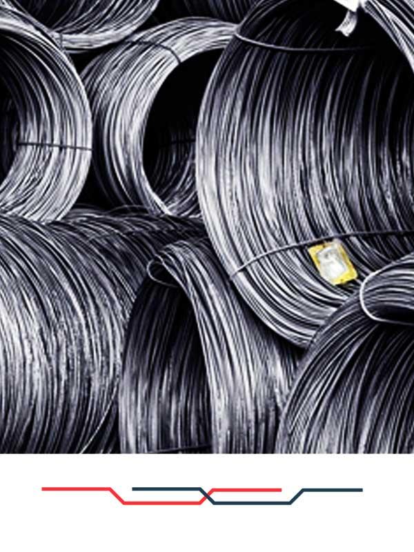 alambre recocido panel y acanalados