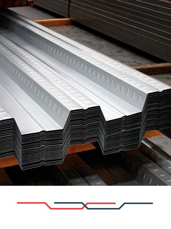lamina losacero calidad ternium