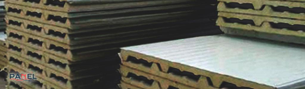panel de acero aislante
