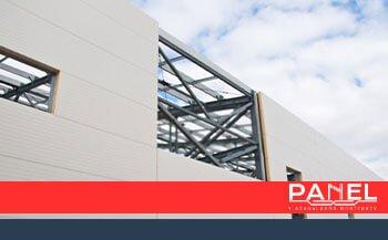 panel para muro prefabricado Multymuro Ternium / Econotecho Ternium / Superwall Metecno