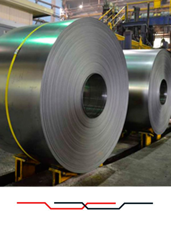 rollo de acero Ternium